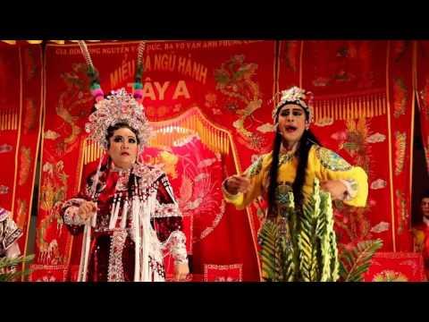 Nghệ sĩ Hoàng Đăng Khoa & Kim Ngân