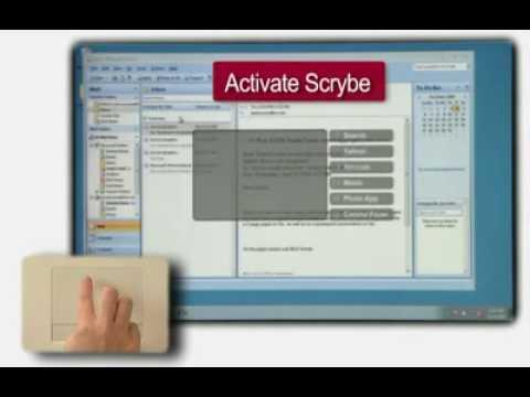 Synaptics Scrybe