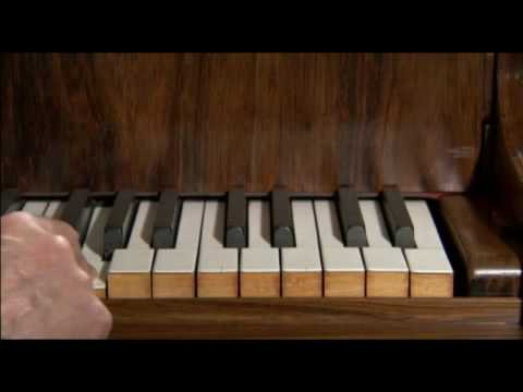 Richard Dawkins Plays the Piano -