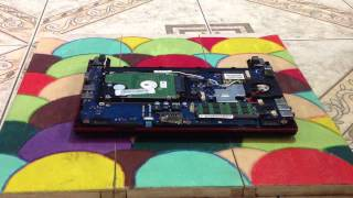 Desmontar Tarjeta Wi-fi Reparaciones De Portátil