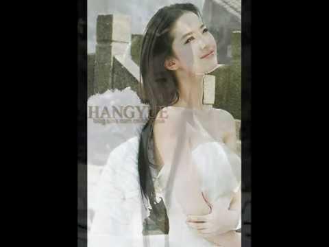 Lưu Diệc Phi xinh như thiên thần