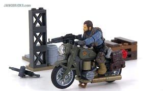 Mega Bloks Call Of Duty 06866 Motorbike Breakout Review