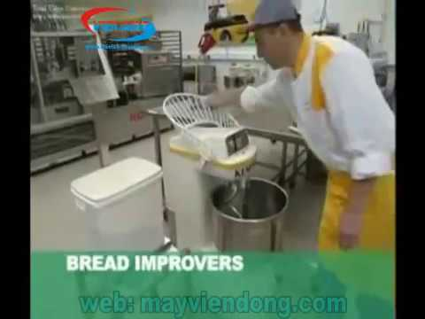 Quy trình làm bánh mì - Cách làm bánh mì