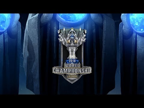 AFS vs. C9 - FNC vs. EDG | Quarterfinals Day 2 | 2018 World Championship