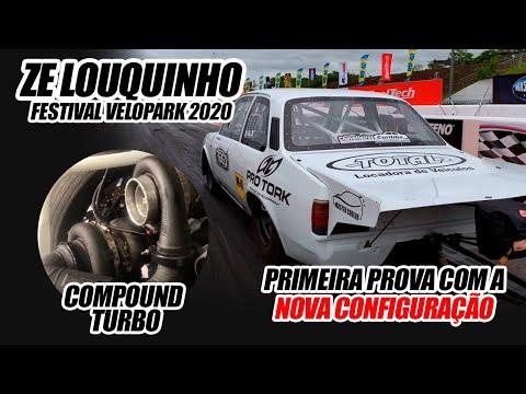 Ze Loquinho no Festival Velopark 2020 | INJEPRO T10000!