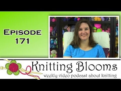 Busy Week - EP171 - Knitting Blooms