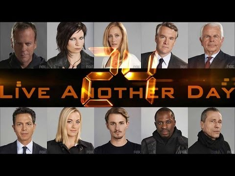 24: LIVE ANOTHER DAY - Darsteller Fotos [HD+]