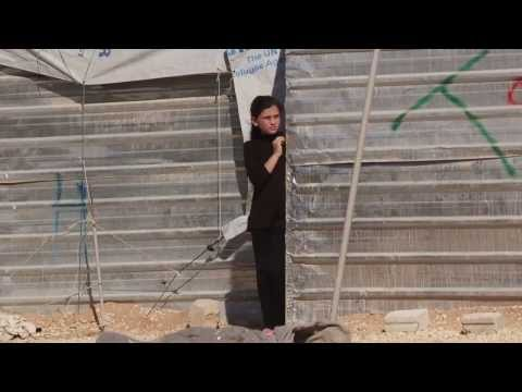 Jordan: Za'atri Caravan Distribution for Syrian Refugees