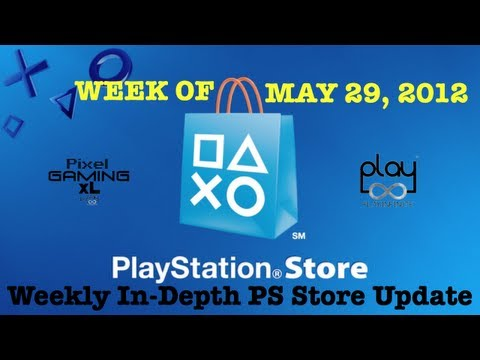 In-Depth PlayStation Store Update - Week of May 29, 2012: PS3 & PS Vita Content