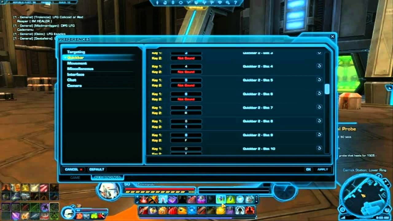 SWTOR MY UI and file guide(part2) - YouTube