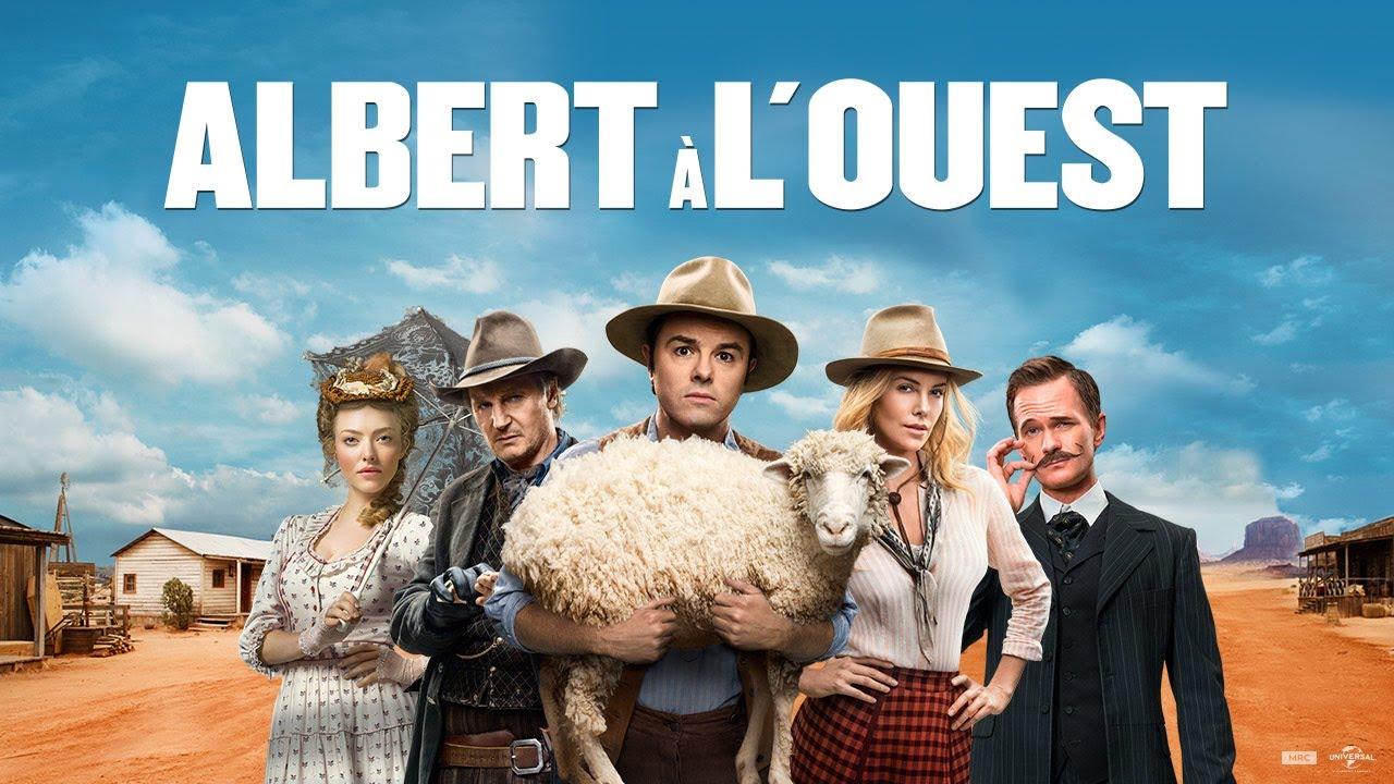 Albert à l'Ouest – Bande-annonce