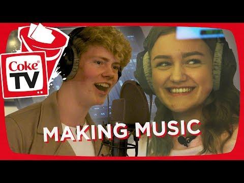 MAKING MUSIC   #CokeTVBucketlist