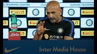 Live! Conferenza di Spalletti prima di Inter-Genoa 23.09.2017 15:00CEST HD SUBS