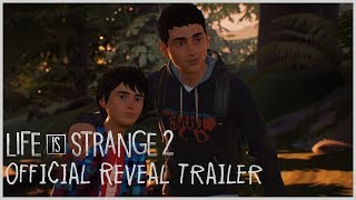 Life is Strange 2 - Reveal Trailer