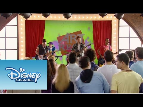 Violetta: Momento Musical: Are You Ready for the Ride? - Boys Band