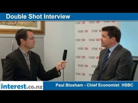Double Shot Interview with Paul Bloxham Chief Economist HSBC