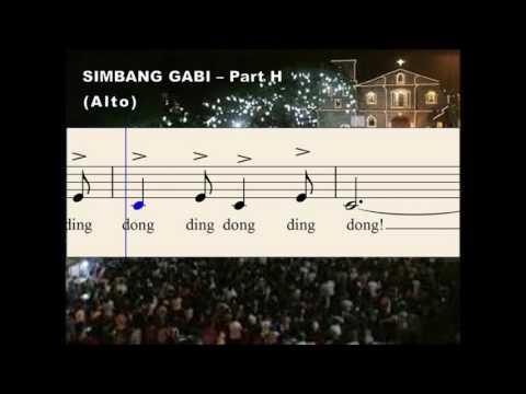 Q31b Simbang Gabi - Part H (Alto)