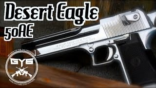 Desert Eagle .50AE---and EXPLOSIONS!