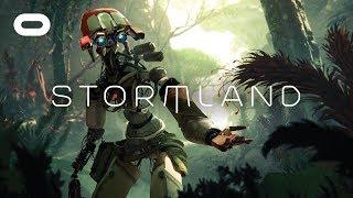 Stormland - Bejelentés Trailer