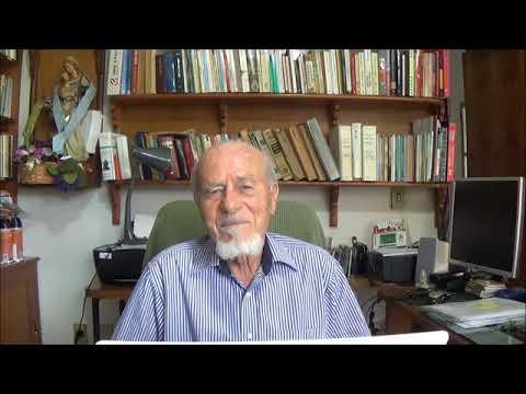 Mensagem de Ano Novo 2019 | Padre José Sometti | ANSPAZ