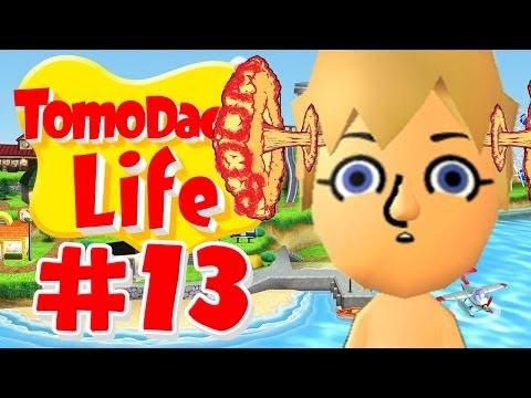Tomodachi Life - Blowing Ninja Minds!!! - Part 13