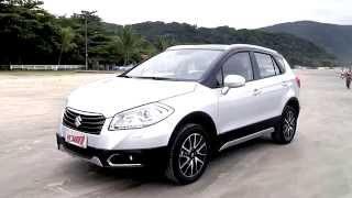 Suzuki lan�a no Brasil S-Cross