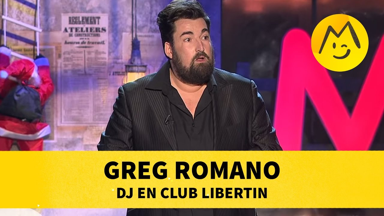 greg romano dj en club libertin youtube. Black Bedroom Furniture Sets. Home Design Ideas