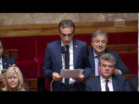 M. Arnaud Viala - Politique du maintien à domicile