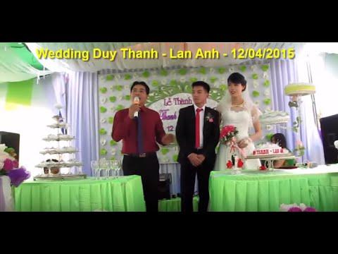 Đám cưới Duy Thanh - Lan Anh @ Cô dâu cao như siêu mẫu