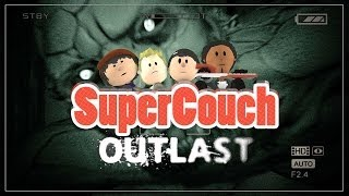 [These cartoon characters play Outlast worse than you do.] Video