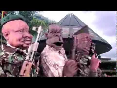 Forever Young ft  Mugabe, Moi   Museveni