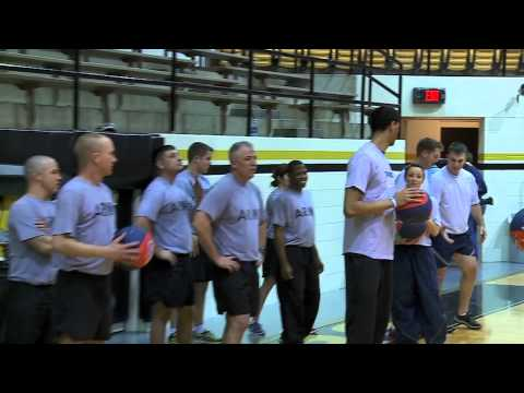 Thunder Video: Fit Clinic with Oklahoma National Guard
