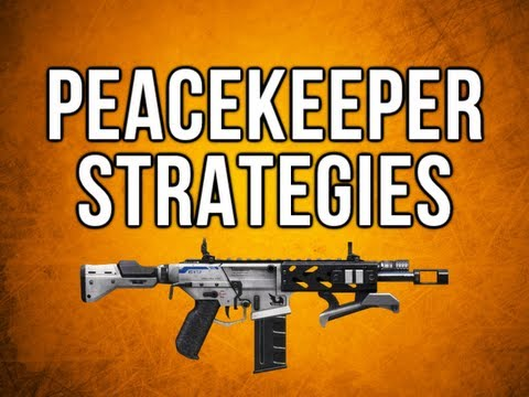 Black Ops 2 In Depth - Peacekeeper Strategies & Corrections