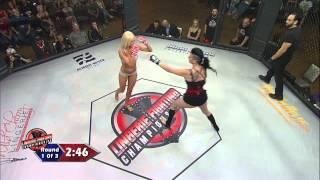 MMA - Mulheres lutam apenas de lingerie - YouTube