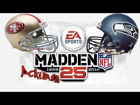 Madden 25 49ers vs Seahawks Online Ranked Game Made Him Quit