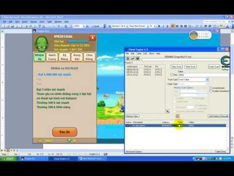 cách hack avatar bằng cheat !