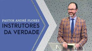09/06/19 - Mistérios Revelados Sobre os Anjos - Parte 03 - Pr. André Flores