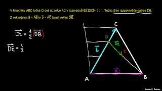 Množenje vektorjev s skalarjem 7