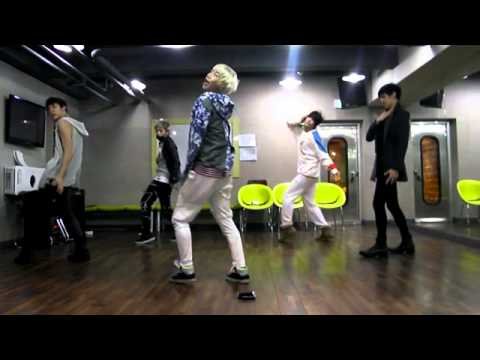 AA(Double A) - Because I'm Crazy Choreography