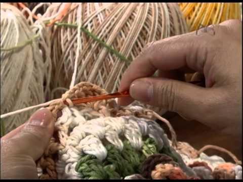Mulher.com 15/01/2013 Cristina Luriko - Tapete flôr tons mesclados de marrom 2/2