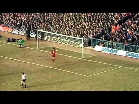 Five Great Kenny Dalglish Goals At Liverpool FC