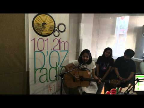 Love Me by Nadya Fatira Live at Siaran Sore D'OZ Radio Bali