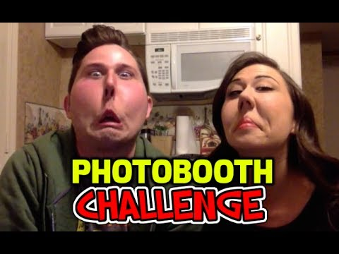 PHOTOBOOTH CHALLENGE