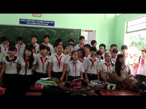 Tạm biệt nhé lớp 9a3 Trường Thực Nghiệm GDPT Tây Ninhaaa