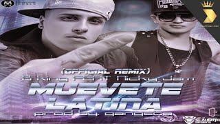 Muévete Latina (Remix) B King Ft. Nicky Jam