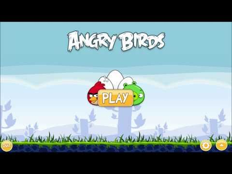 Angry Birds (PC Gameplay - 1080p)