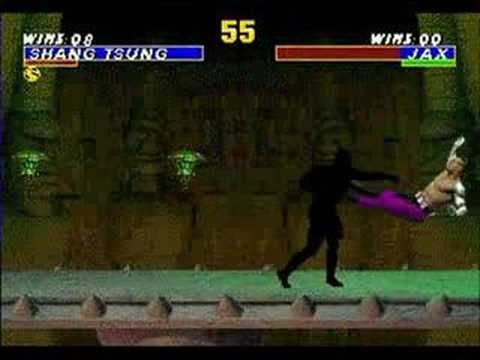 Ultimate Mortal Kombat 3: Shang Tsung Exhibition