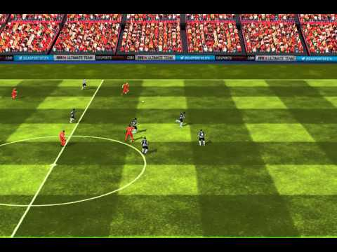 FIFA 14 iPhone/iPad - ArcozUltimate vs. Juventus error de buffon vs reus
