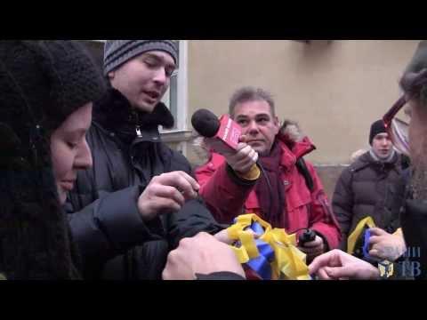У посольства украины в москве