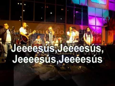 Ministerio de Música Fuerza de Dios - Jesús